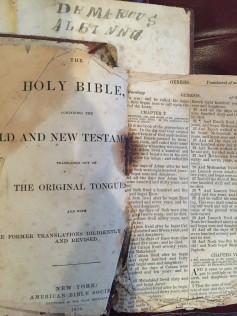 Demarious Family Bible
