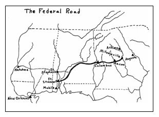 South Old Federal Road