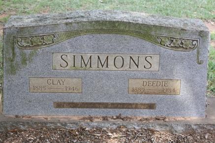 SimmonsClayDeedie11July2013MtHopeCemWellsTX009